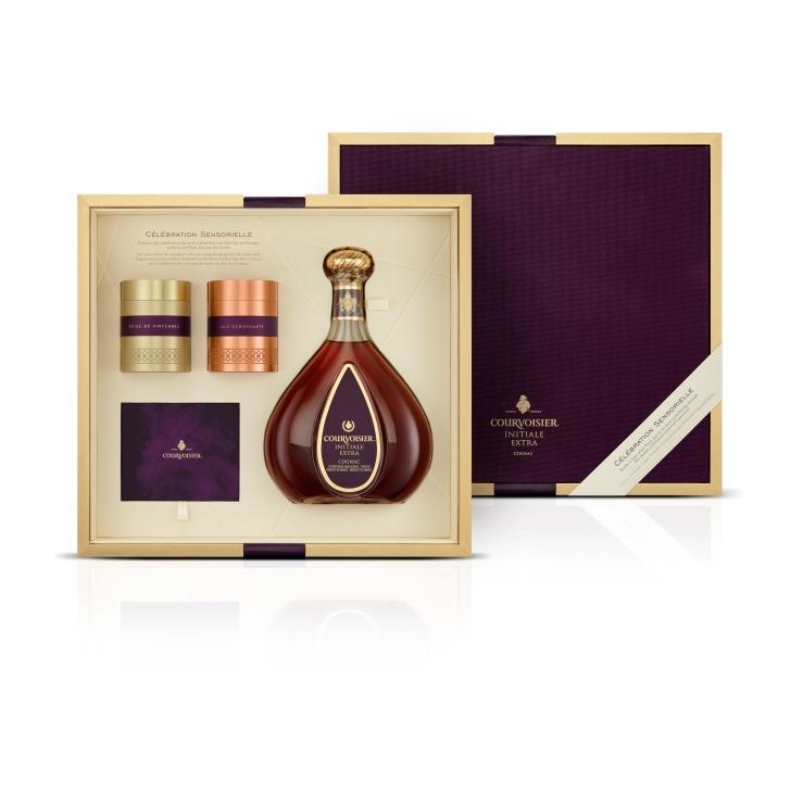 Courvoisier - Célébration Sensorielle Initiale Extra gift pack